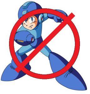 No Megaman