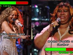 mariah carey aretha franklin