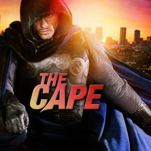 The Cape NBC Monday superhero