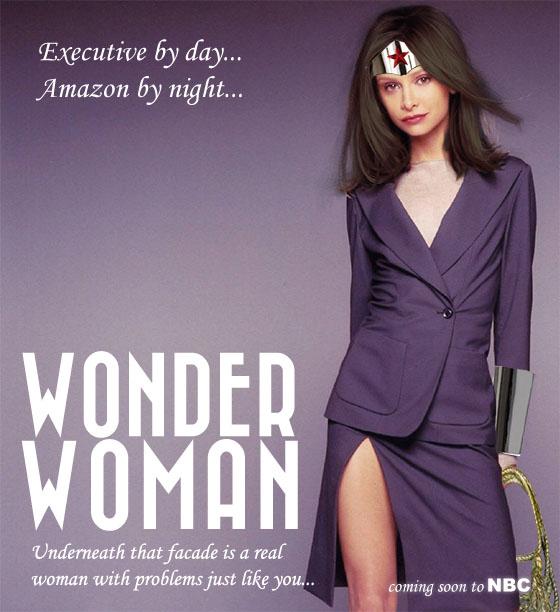 wonder woman tv ally mcbeal
