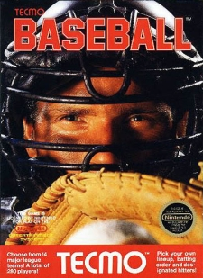 Original Nintendo Baseball