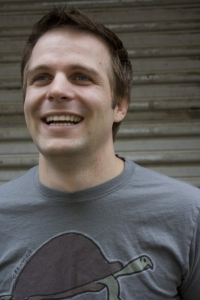 Smiling Tom Goss