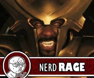 Idris Elba Nerd Rage Heimdall Thor
