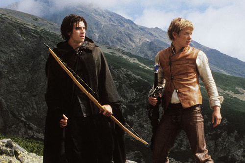 Eragon and Murtagh
