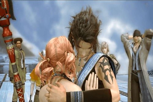 Top 10 LGBT Video Game Characters Fang and Vanille
