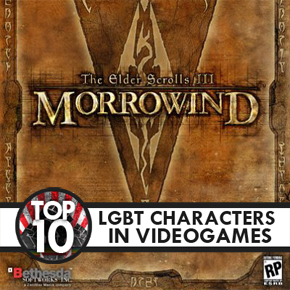 Top 10 LGBT Video Game Characters Morrowind