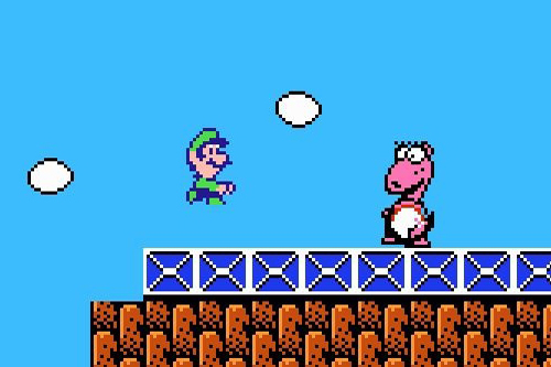 Top 10 LGBT Video Game Characters Birdo and Luigi