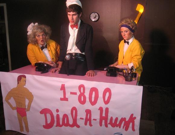 Dial a Hunk