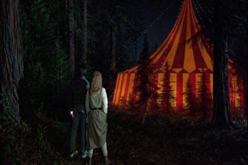 Killer Klowns Circus Tent