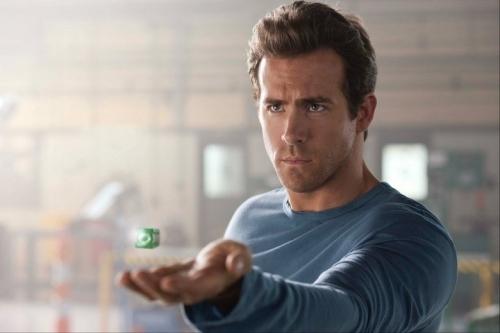 Hal Jordan's Green Lantern ring