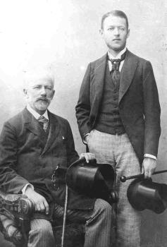 Pyotr and Vladmir