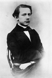 Tchaikovsky Boy