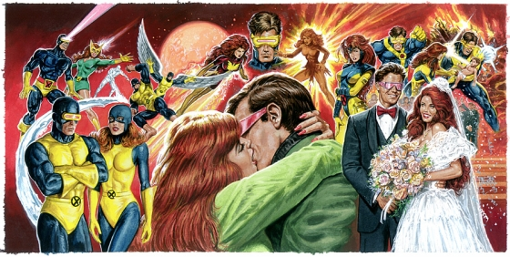 Cyclops and Phoenix Forever