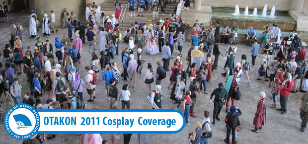 otakon 2011 cosplay coverage