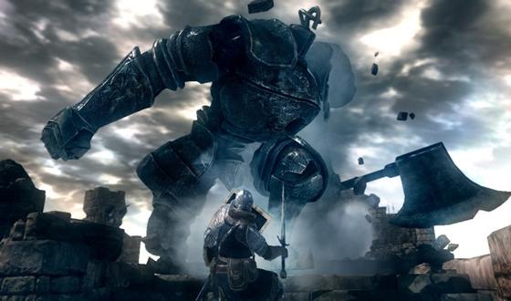 Giants in Dark Souls
