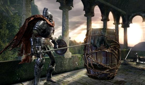Undead Knights in Dark Souls