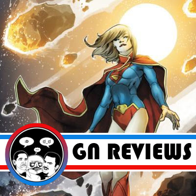 super girl gn review