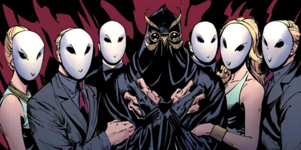 The Court of Owls and a Talon