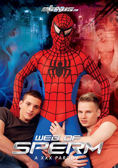 web-of-sperm-xxx-parody-gay-spiderman-porn